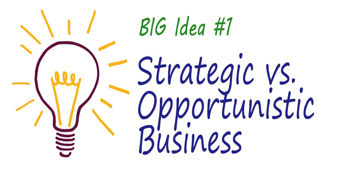 Big Idea #1 for reaching your firm's full potential
